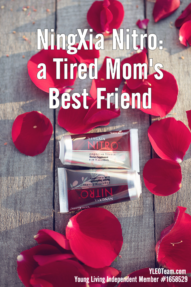 NingXia Nitro - A tired moms best friend @YLEOTeam