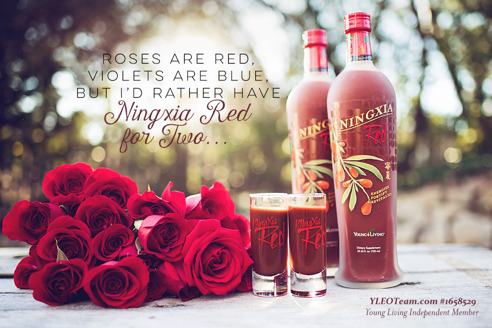 NingXia Red for Two @YLEOTeam