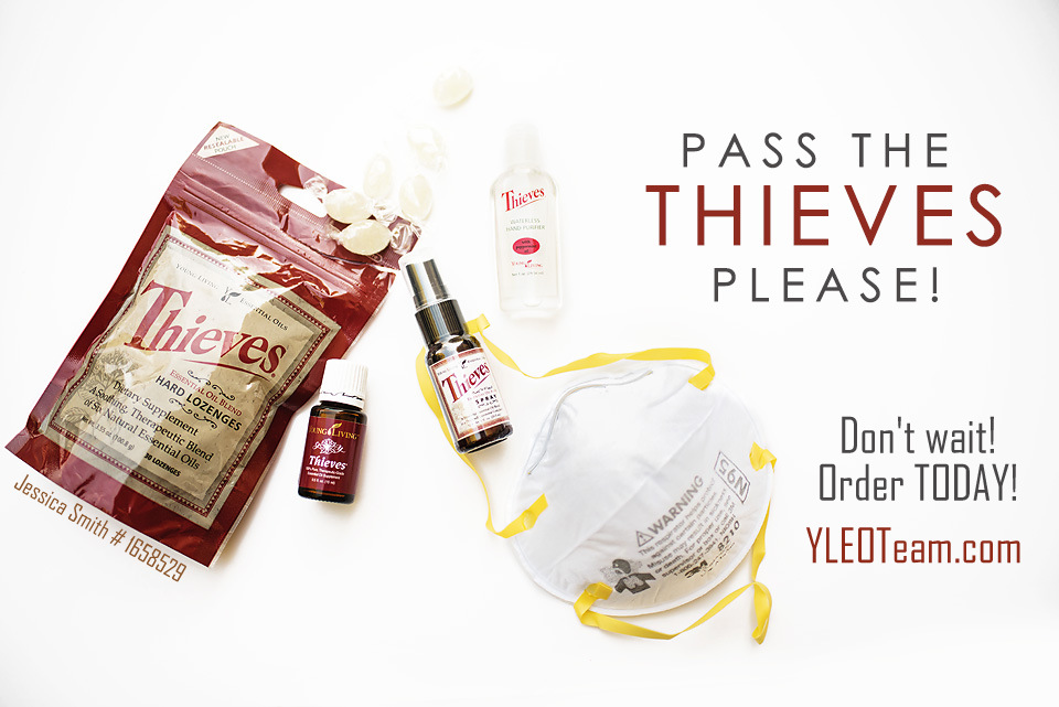 Pass the Thieves YLEOTeam
