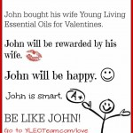 Oils for LOVE – Valentine's Day and Beyond