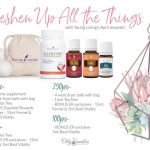 April 2018 Promo * Young Living